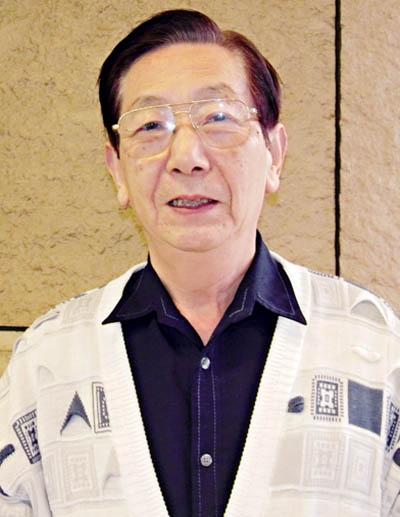 足立朝日» Blog Archive » 演芸作家 遠藤 佳三さん(74歳)